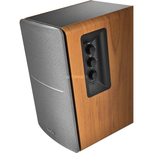 Edifier Studio R1280T, PC-Lautsprecher braun (schwarz für 74,99€)
