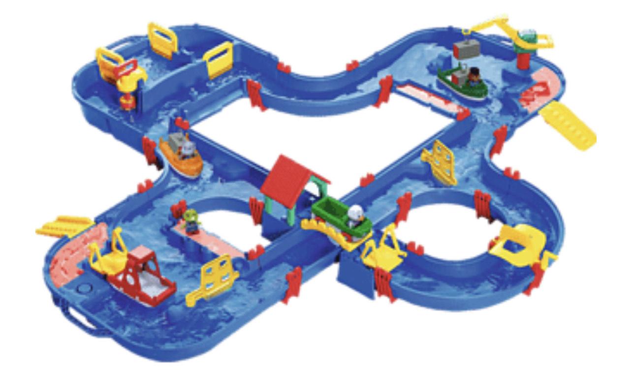 BIG AquaPlay'n Go Wasserbahn (ab 3 - 7 Jahren)