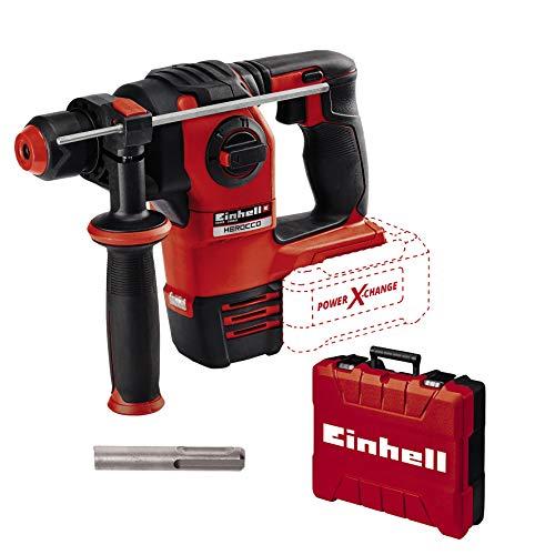 Amazon: Einhell 18V Herocco Bohrhammer, 2,2 Joule, Brushless Motor , SDS Plus, im Koffer