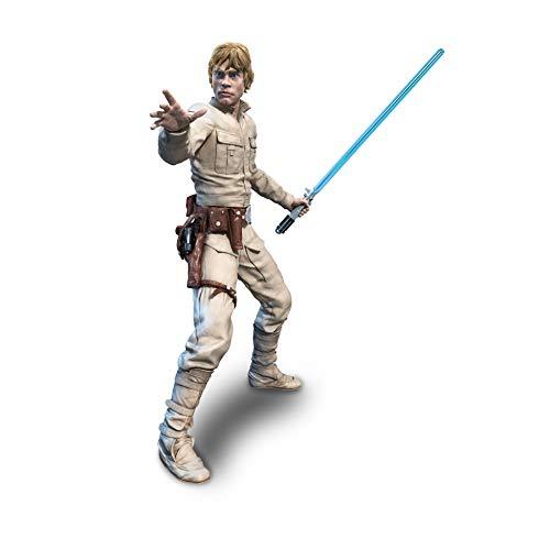 Star Wars The Black Series: Luke Skywalker 20cm große Sammelfigur