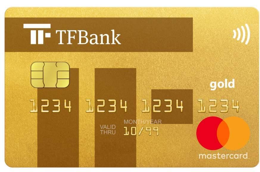 50€ Bonus zur dauerhaft kostenlosen TF Mastercard Gold der TF Bank für Neukunden (mit Reiseversich., weltweit kostenlose Zahlung) [CHECK24]