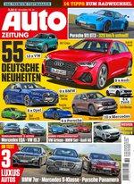 Auto Zeitung Abo (11 Ausgaben) für 88,20 € mit 90 € BestChoice-Universalgutschein/ 85 € Amazon-Gutschein/ 95 € Otto-Gutschein