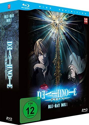 KAZÉ Anime Blu-Ray Sammeldeal (Amazon) (u.a. Attack on Titan, Death Note, Bleach usw.)