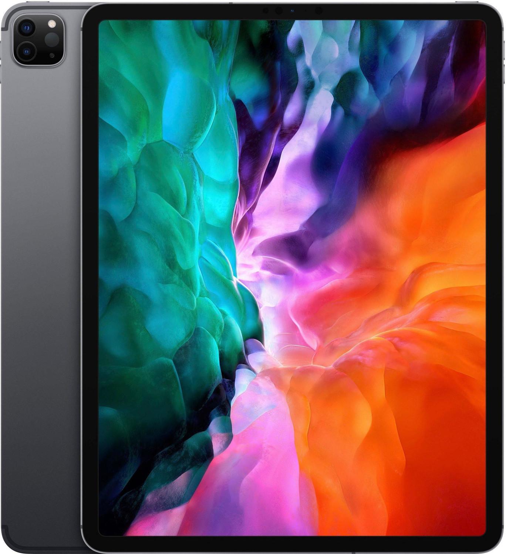 """Apple iPad Pro 12.9"""" (2020) 256GB WiFi (2732x2048, IPS, 120Hz, 600cd/m², A12Z, 6GB RAM, USB-C, 36.71Wh, 643g)"""