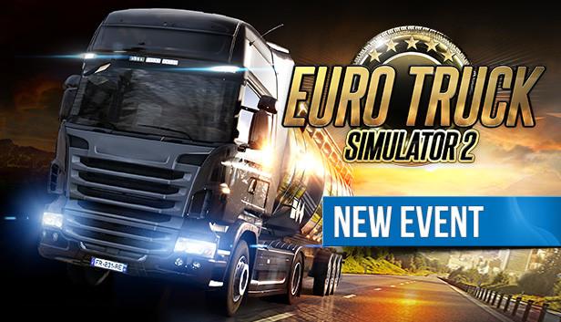 Euro Truck Simulator 2 für 4,99€ PC, Steam