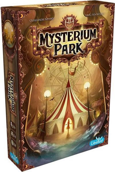 Mysterium Park (Familienspiel, BGG 7.5) [Thalia KultClub]