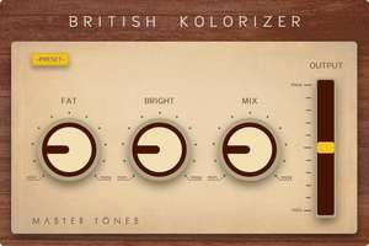 [VST] British Kolorizer