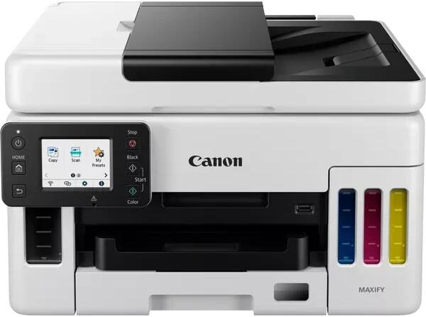 eBay: Canon MAXIFY GX6050 - Tintenstrahl-Multifunktionsdrucker MegaTank