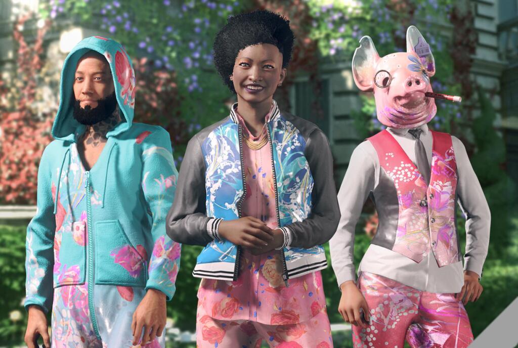 (PC/PS4/Xbox/Stadia) Watch Dogs Legion - Frühlings-Event Kostüm Pack Kostenlos