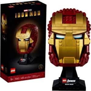Lego Iron Man Helm