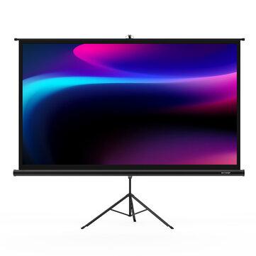 BlitzWolf® BW-VS1 Bracket Projector Screen Beamer