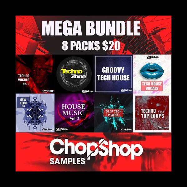 [Samples] Chop Shop Mega Bundle + MTurboEQ