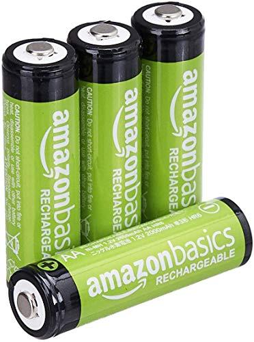 [Prime ]Amazon Basics AA-Batterien