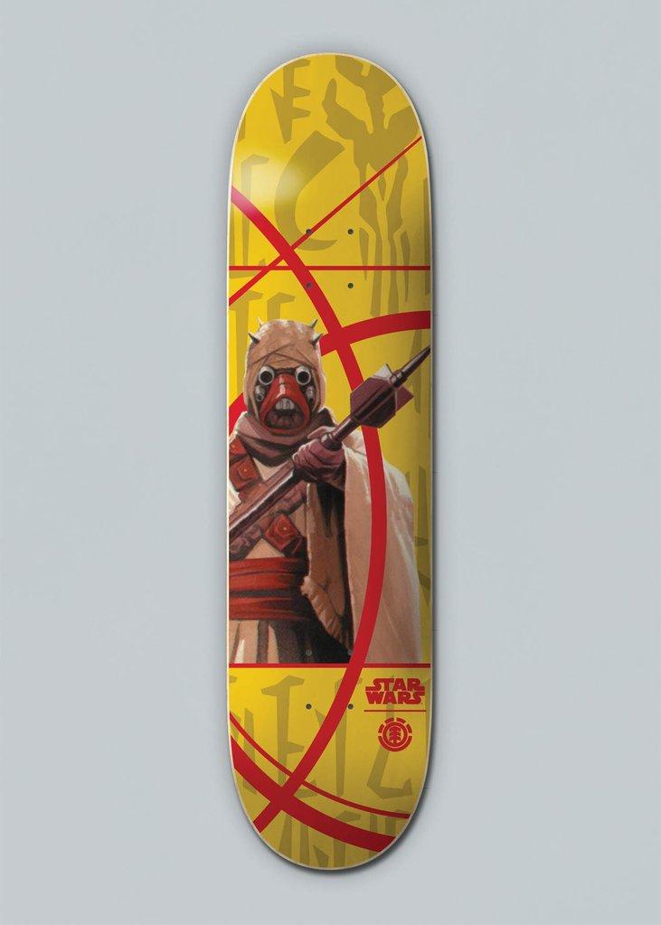 Element Skateboard Deck - Star Wars - Mandalorian - No Comply