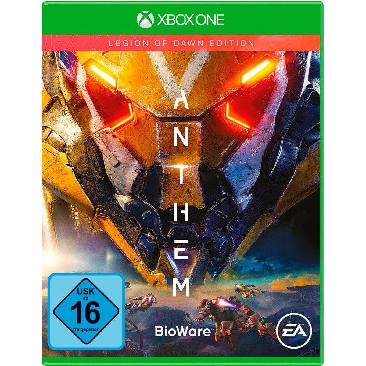 [Prime] Anthem - Legion of Dawn Edition - [Xbox One]