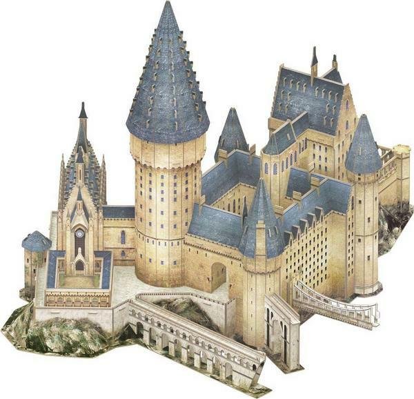 Revell 3D-Puzzle Harry Potter Hogwarts# Great Hall, 187 Teile [Thalia KultClub]