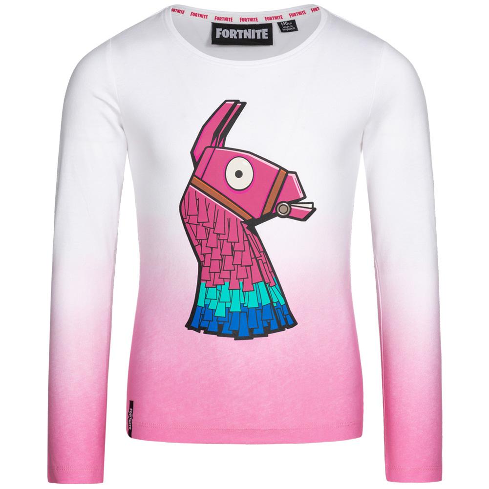 Fortnite Kinderbekleidung im Sale, z.B. Shirts ab 3,99€, Langarmshirts ab 4,99€ oder Hoodies ab 8,99€ + je 3,95€ Versand