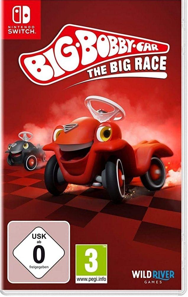 BIG-Bobby-Car: The Big Race Nintendo Switch (Amazon Prime)