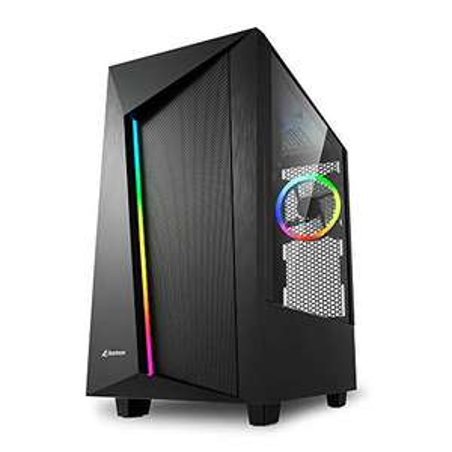 [Amazon] Sharkoon REV100 RGB, PC-Gehäuse