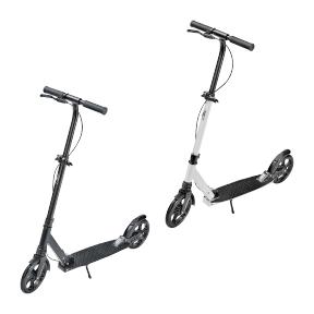 [Offline Aldi-Nord, 17.05.] Alu-Scooter mit Federung und Hand- sowie Hinterradbremse