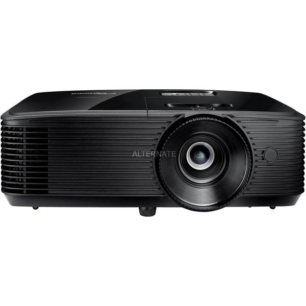 Optoma HD28e Full HD Beamer mit 3.800 Ansi Lumen