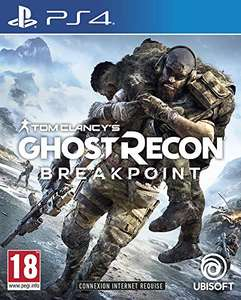 PS4 Tom Clancy's Ghost Recon Breakpoint [Amazon Prime]