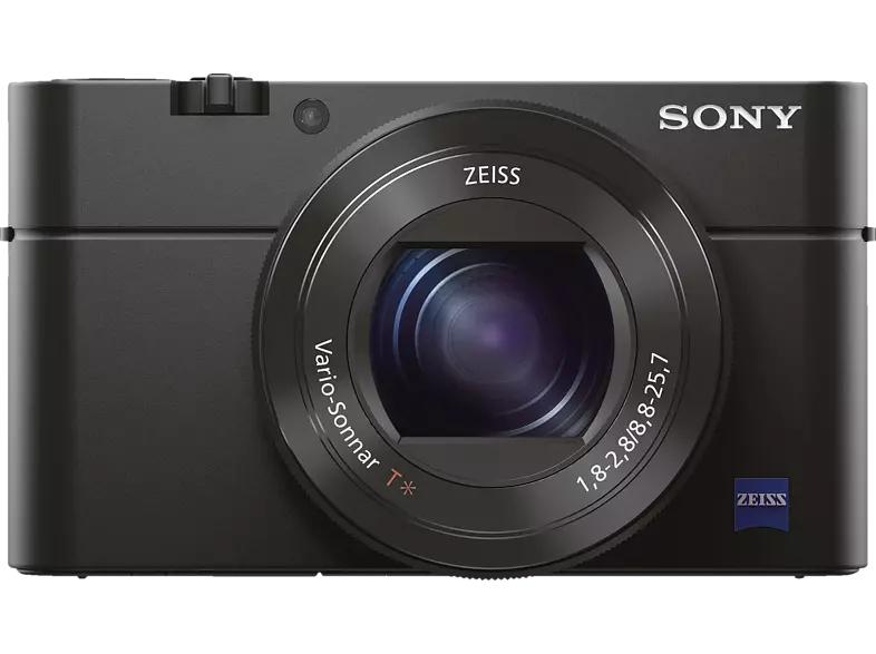 Sony Cyber-shot DSC-RX100 III Digitalkamera (20.1MP, 2.41µm CMOS, NFC)
