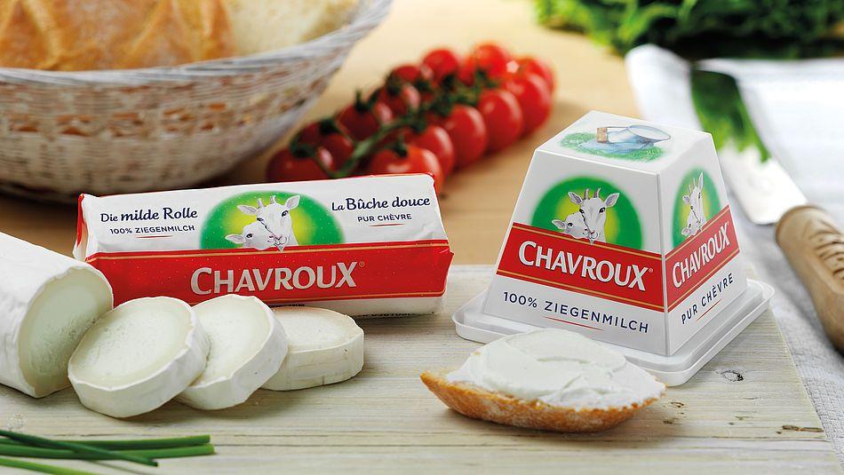 [Kaufland ab 20.05.]Chavroux Ziegenfrischkäse mit Marktguru Cashback und Coupon für effektiv 0,29€ (10x pro Acc möglich)
