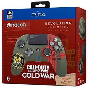 Nacon Revolution Unlimited ProCall of Duty: Black Ops - Cold War [Amazon]