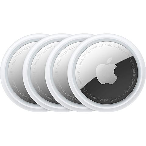 Apple AirTag 4er-Pack zum Bestpreis für ausgewählte MagentaEINS Kunden | Telekom Online und Offline