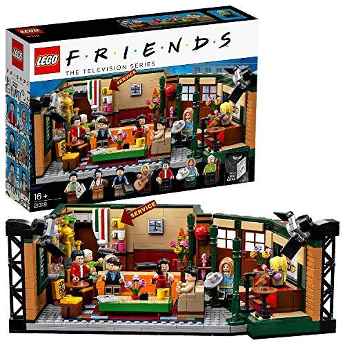 LEGO 21319 IDEAS Friends Central Perk Café bei Amazon