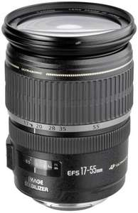 Canon EF-S 17-55mm f1:2.8 IS USM APS-C