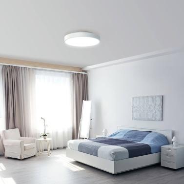 Yeelight YLXD76YL - Deckenlampe (23W, 0-1500lm für ~15m², 2700-6500K, Ra95, WLAN, Bluetooth, HomeKit, Mi Home, Fernbedienung) für 48,34€