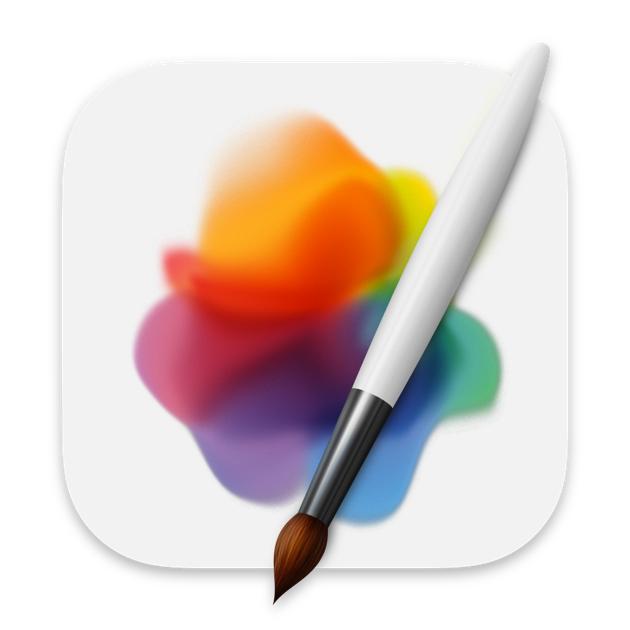 Pixelmator Pro im App Store macOS