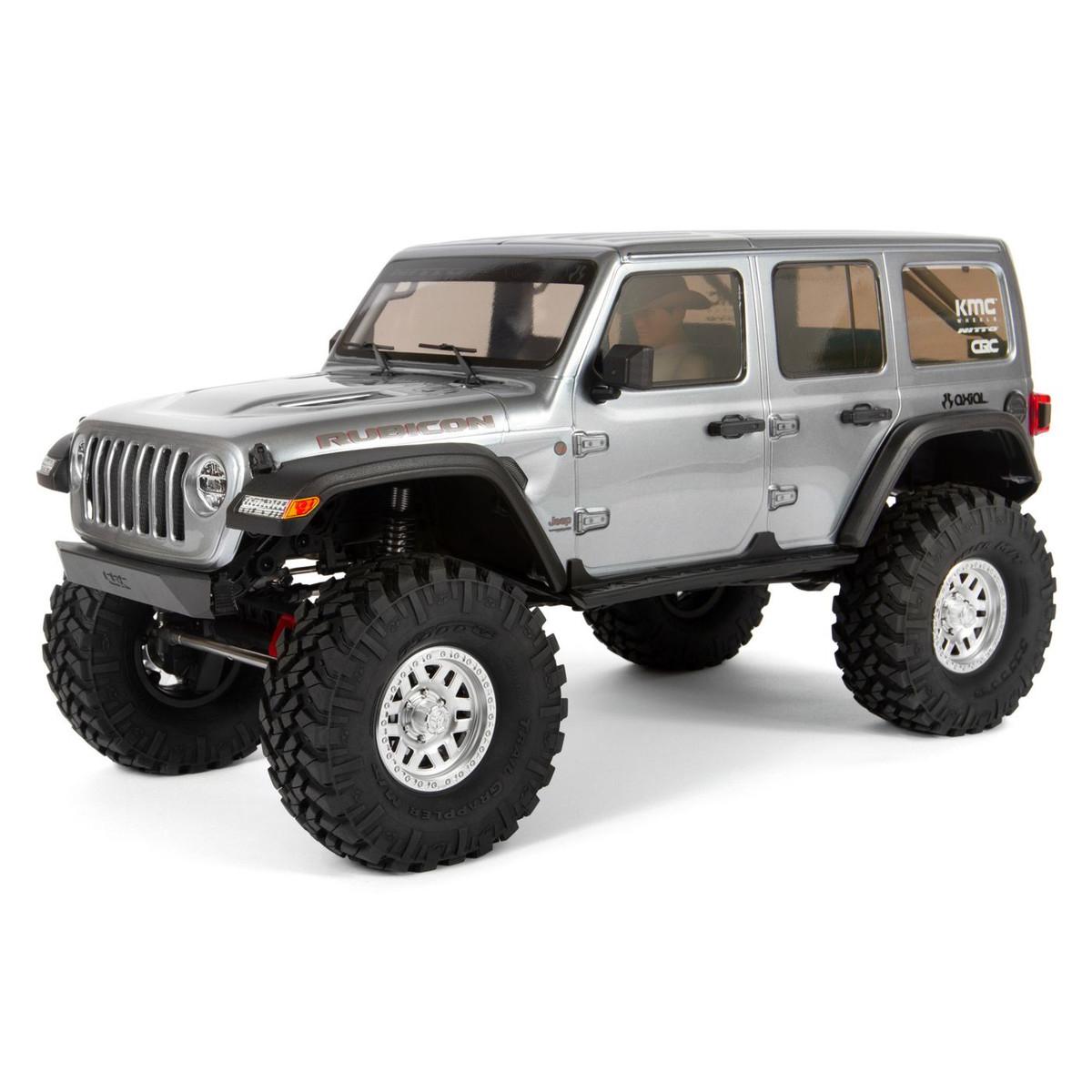 Axial AXI03007 SCX10 III Jeep JL Wrangler with Portals 4WD 1:10 Bausatz