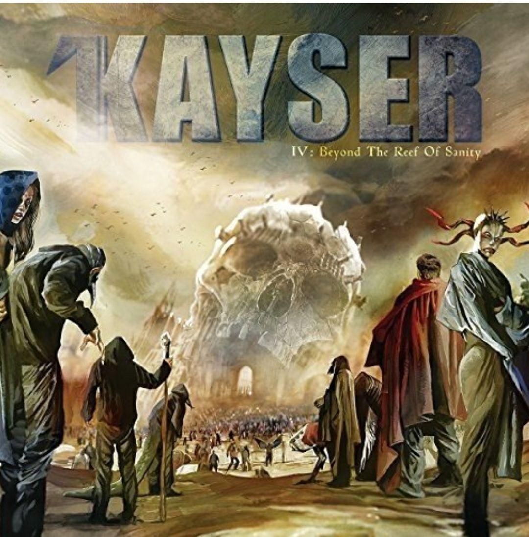 Kayser - IV-Beyond The Reef Of Sanity (Vinyl LP)