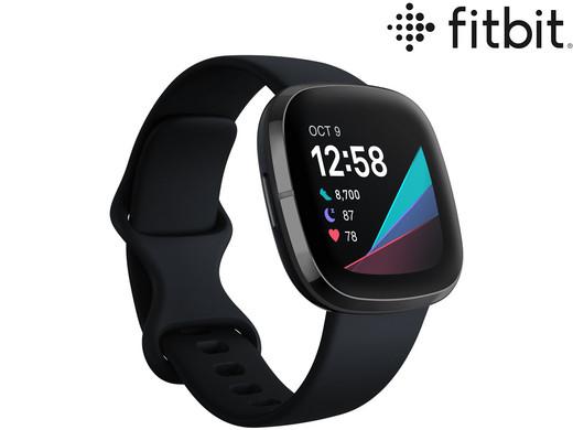 [iBood] Fitbit Sense Schwarz für 225,90 statt 249 Euro