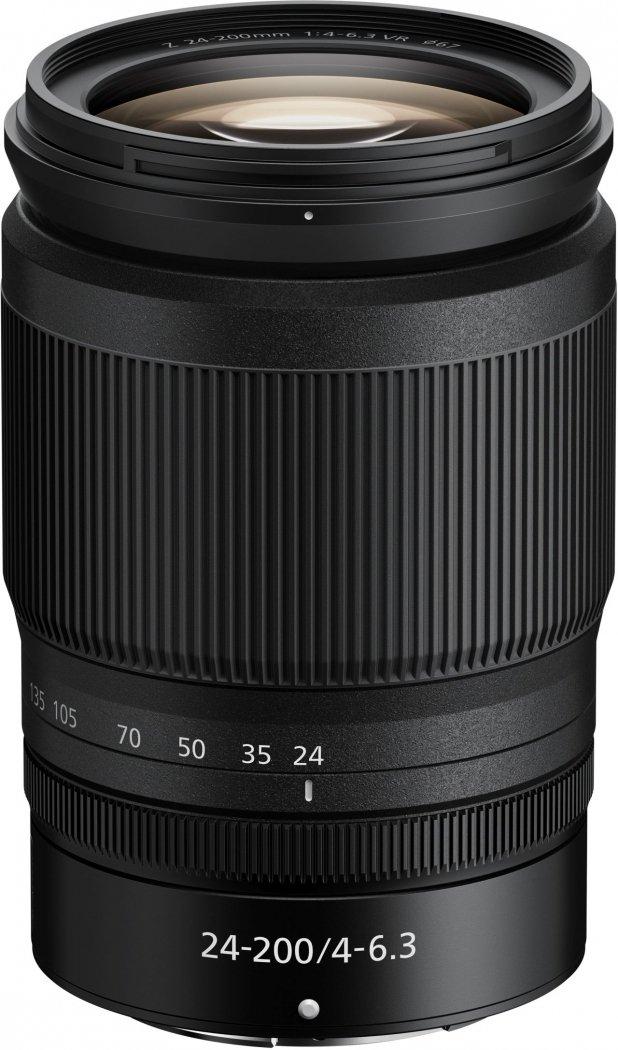 Nikon - Nikkor Z 24–200mm f 4–6.3 VR Superzoom (Foto Erhardt)