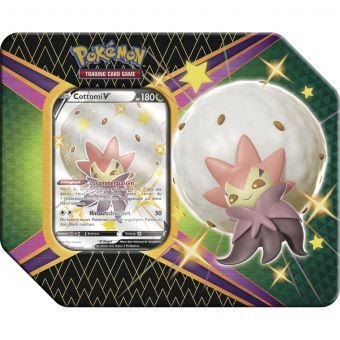 Pokémon Sammelkarten Tin Glänzendes Schicksal SWSH04.5