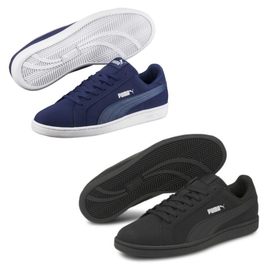 PUMA Smash Buck Sneaker für 24,95€ in blau oder schwarz [Ebay Deal]