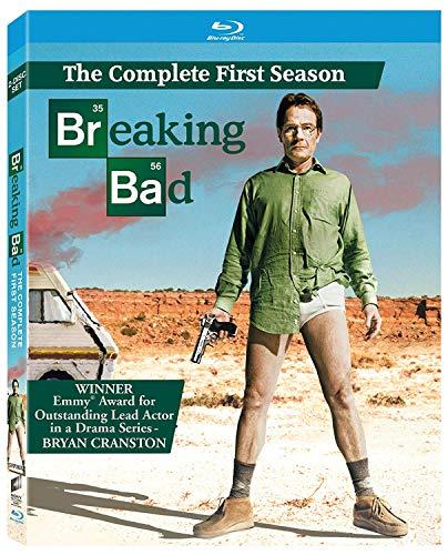 Breaking Bad - Season 1 [Blu-ray] mit deutschem Ton (Prime)