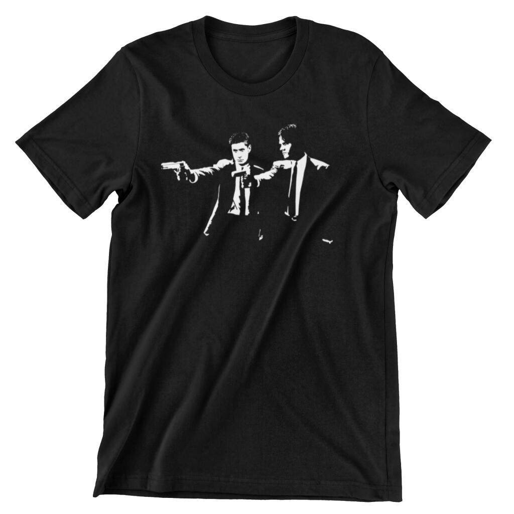 [T-Nerds] 50% auf Nerd-T-Shirts, zB: Supernatural Fiction (Größen S bis 5XL)