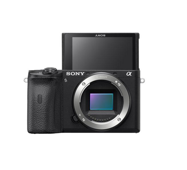 Sony Alpha 6600 Body nur 1149,- Euro durch 150 Euro Media Markt Gutschein