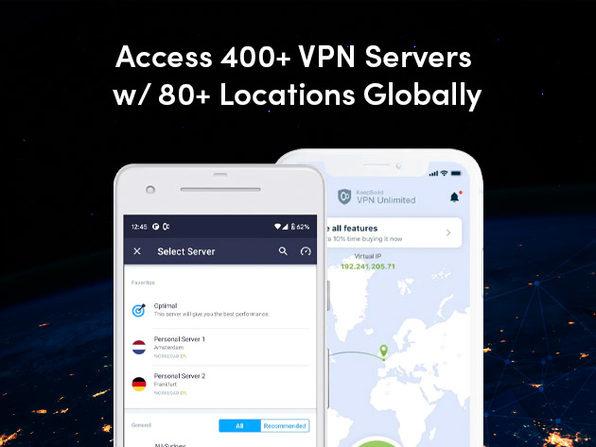 KeepSolid VPN Unlimited - lebenslange Lizenz - 5 Geräte
