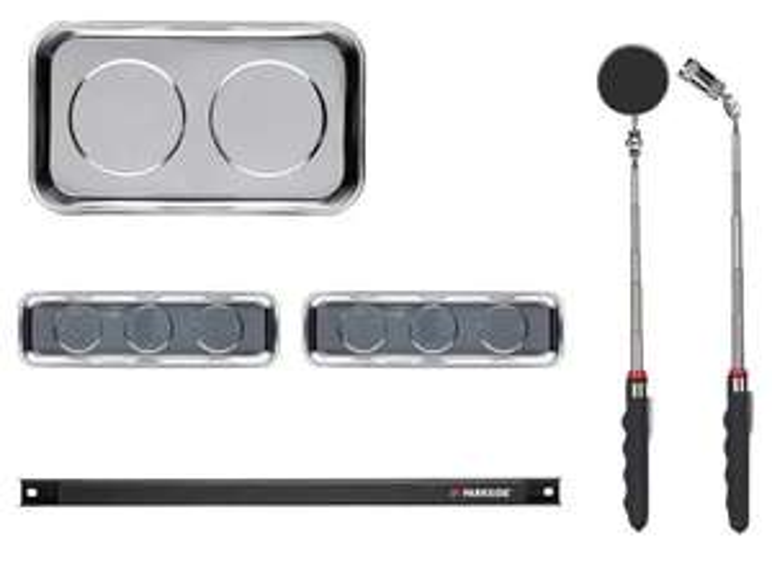 [LIDL] PARKSIDE® Werkzeug Zubehör, magnetisch Schale / Schüssel / Schiene / Inspektionswerkzeugset