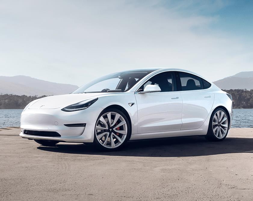 Gewerbeleasing: Tesla Model 3 / Reichweite 450Km - 306PS für 276€ (eff 291€) netto monatlich - LF:0,76