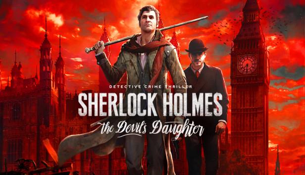 Sherlock Holmes: The Devil's Daughter für 1€ bei Steam