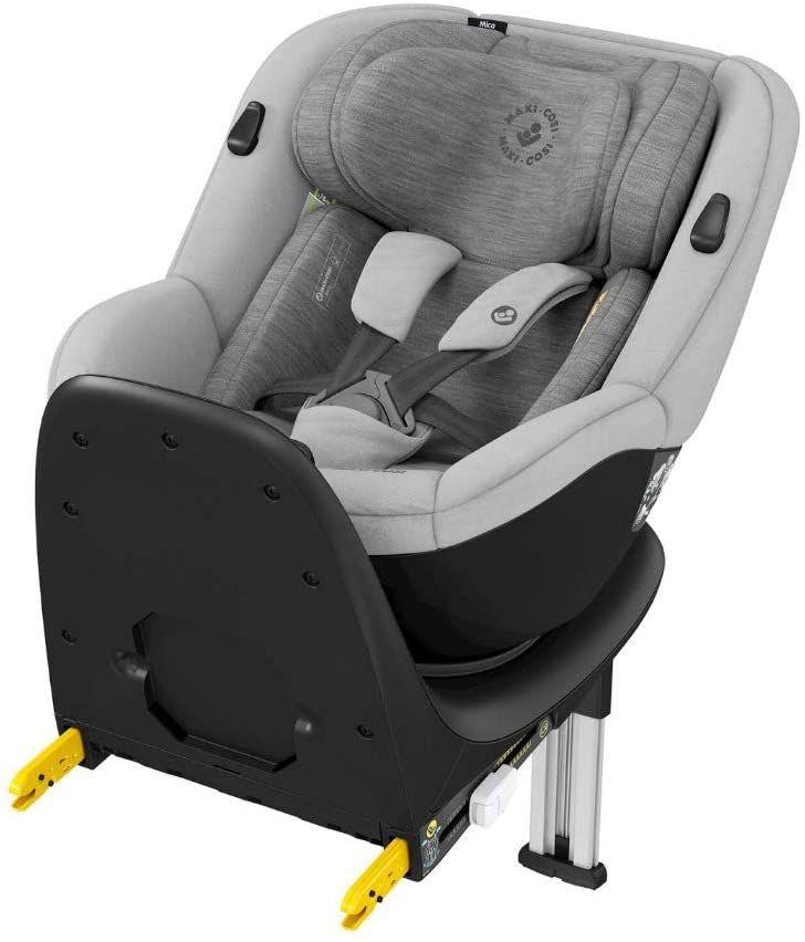 Babywalz oder Amazon | MAXI-COSI Mica i-Size Kindersitz authentic grey