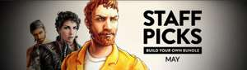 Staff Picks - Build your own bundle (Steam) ab 1€