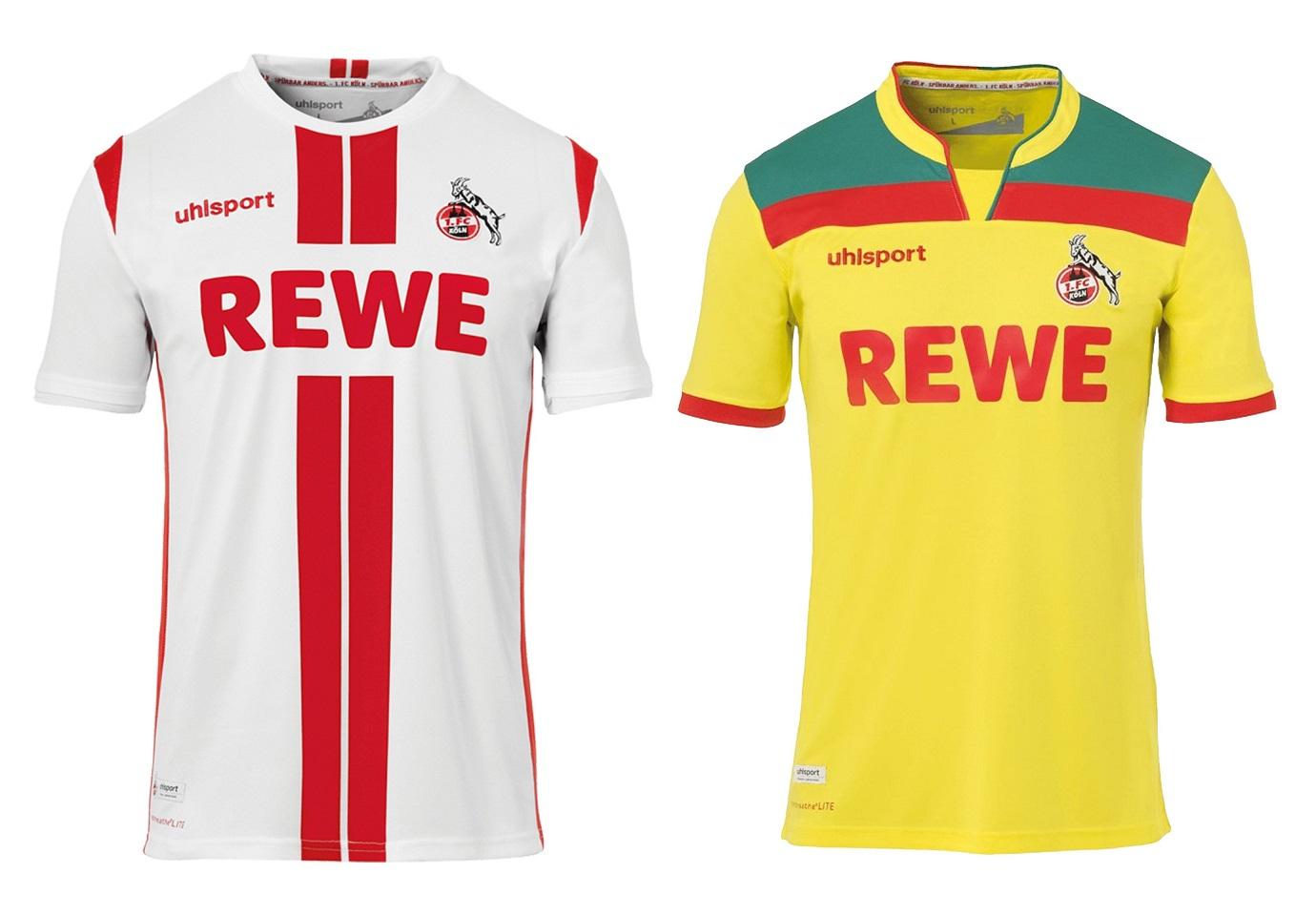 1. FC Köln Trikot Heim / Ausweich 20/21 (corporate benefits: 23,10€)